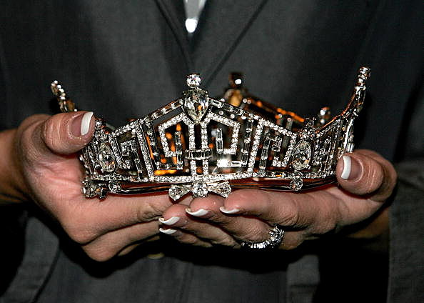 Miss America crown