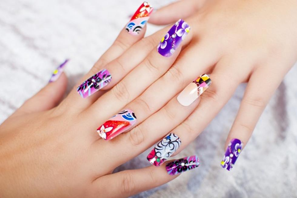 """Photo Gallery of Anjelah Johnson """"Show Us Your Nails"""" Contest"""