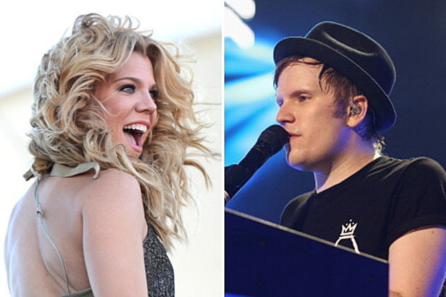 Kimberly Perry of The Band Perry / Patrick Stump of Fall Out Boy